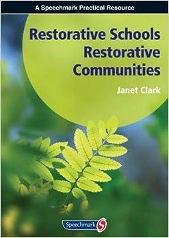 Book Restorative Schools, Restorative Communities
