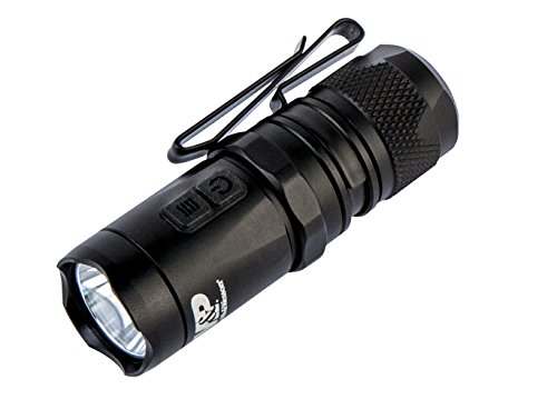 - Smith & Wesson M&P Duty Series CS RXP 1x18350 970 Lumen Rechargeable Flashlight with 5 Modes, Waterproof Construction and Memory Retention