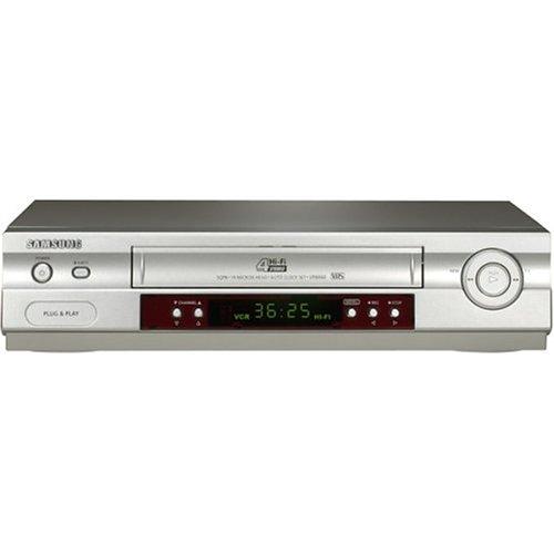 (Samsung VR8460 4-Head Hi-Fi VCR)