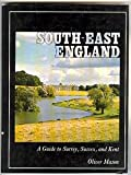 South-east England by Oliver Mason front cover