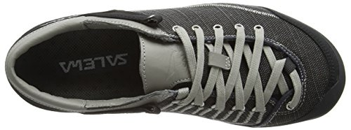 Grey Nero SALEWA Donna Stringate Scarpe Alpine Road 0957 Black wBqTq40HxX