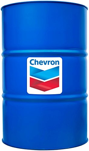 Chevron Clarity Hydraulic Oil AW 46 - Industrial Lubricant Fluid, 55 Gallon Drum by Chevron