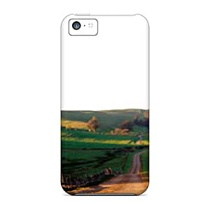Hot Fashion XmhXWxd11531ohDdF Design Case Cover For Iphone 5c Protective Case (somewhere In Scotl)