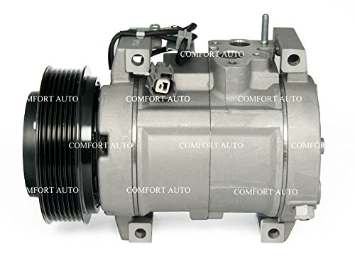 2003 - 2011 Honda Element All Engines New AC A/C Compressor With 1 year Warranty