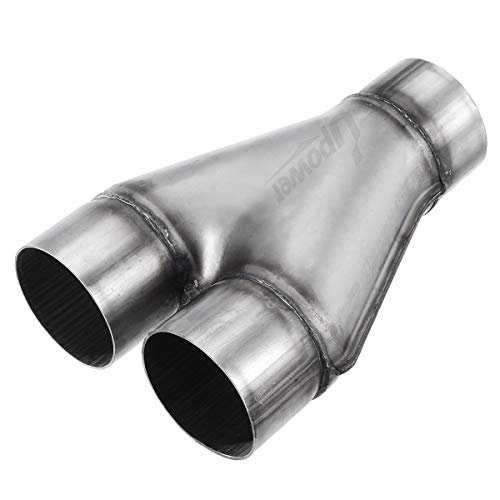 Upower Ypipe Stamped Exhaust Pipe Inlet/Outlet:3