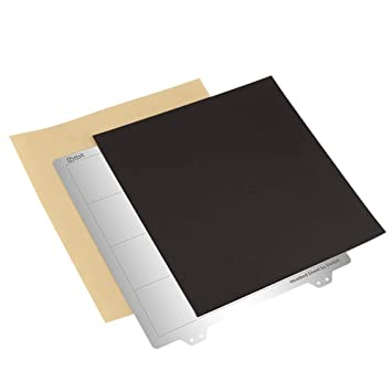 Precauti Impresora 3D Plataforma de Cama Caliente Placa de Acero ...