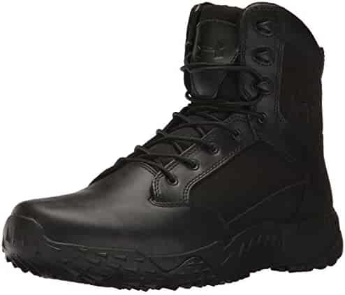 Under Armour Men's Stellar Tac Side Zip Sneaker