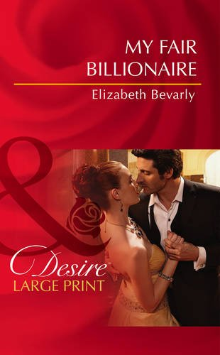 book cover of My Fair Billionaire
