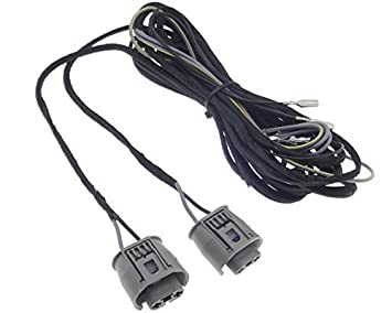 Fog Cable BMW E46 3 Series Harness Connector Cable Car Amazoncouk