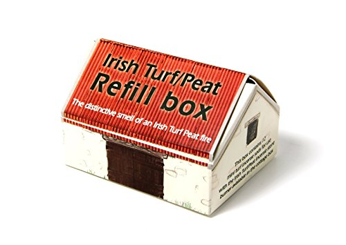 Irish Turf Peat: Refills,Beige,