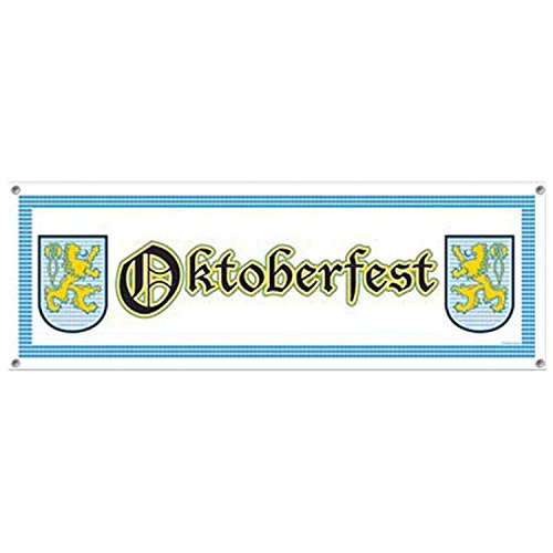 [Oktoberfest Sign Decoration] (Oktoberfest Costumes Party City)