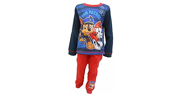 Thingimijigs Patrol Chase /& Marshall Little Boys Pajamas
