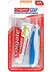 Colgate Oral Care reisset tandenborstel/tandpasta 20 ml ouders