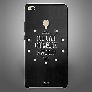Xiaomi MI MAX 2 You can change the world