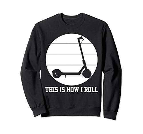 Electric Scooter Sweatshirt