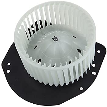 Hvac Plastic Heater Blower Motor W Fan Cage Eccpp Fit For   Ford Ltd   Ford F  Lincoln Mark Vi   Ford Bronco
