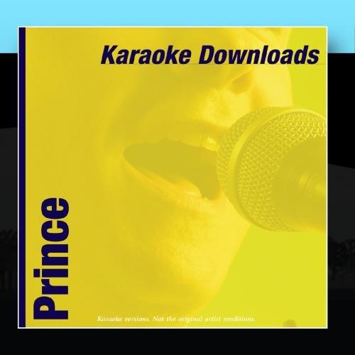 Karaoke Downloads - Prince (Prince Karaoke Cd)