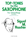 O2964 - Top-Tones for the Saxophone: Four-Octave Range