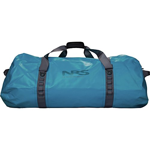 NRS Expedition DriDuffel Dry Bag, Blue, 70L, 55038.01.102