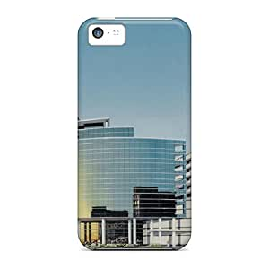 Cute Appearance Covers/FNR29969OzJU Magnificent Architecture Cases For Iphone 5c