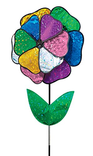 Miles Kimball Holographic Flower Spinner by Miles Kimball