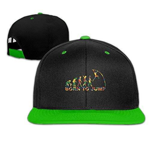 (YALING Dachen Adut Rainbow Snapback Baseball Cap Outdoor Sports Mesh Hat Sun Hats Black)