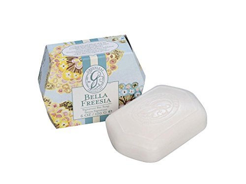 (GREENLEAF Signature Bar Soap Bella Freesia)