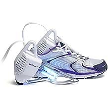 SteriShoe+ Ultraviolet Shoe Sanitizer / UV Sneaker Deodorizer / Boot Sterilizer / Kills Toenail Fungus (Onychomycosis)