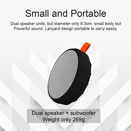 Sound One Shell 5 Watts Bluetooth Speaker