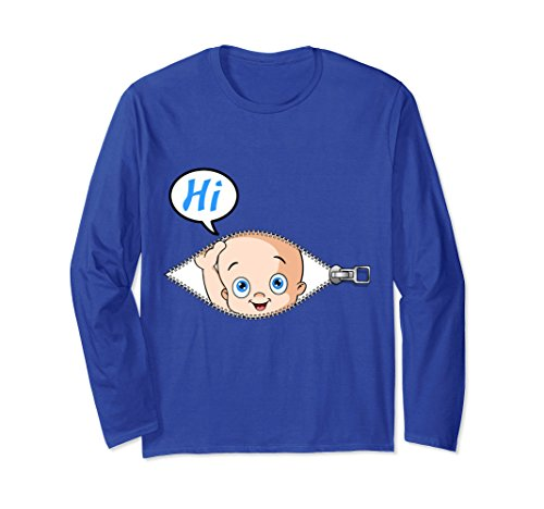 Adult Baby Blue T-Shirt - 5