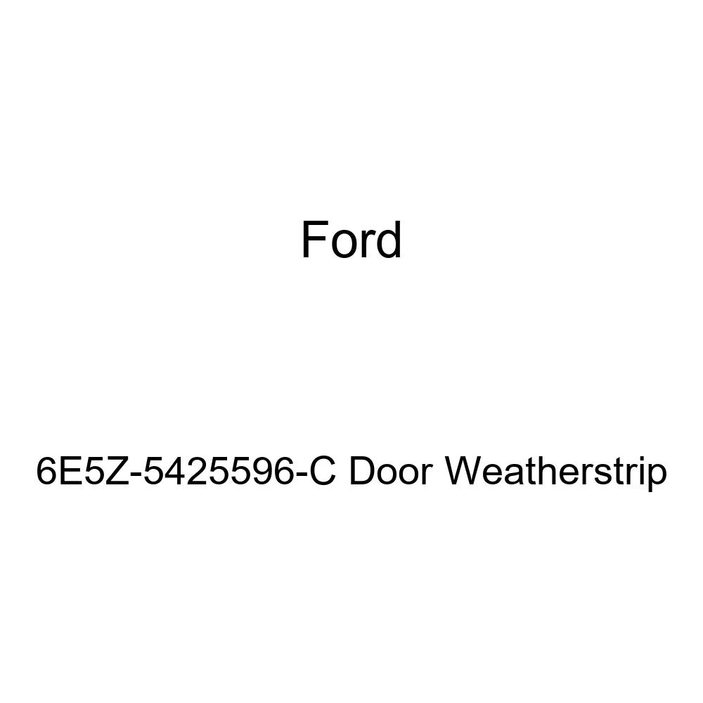 Genuine Ford 6E5Z-5425596-C Door Weatherstrip