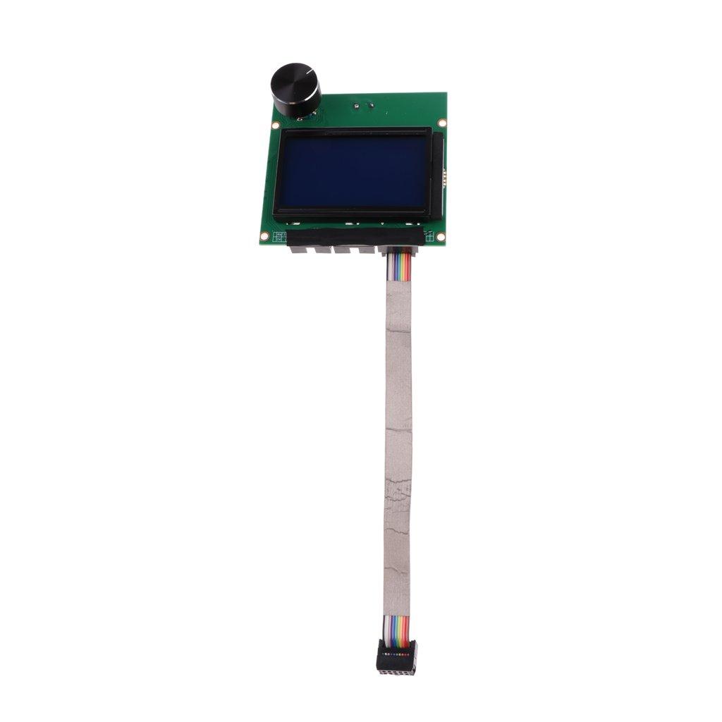 IPOTCH Panel de Control Pantalla LCD Pantalla Accesorios de ...