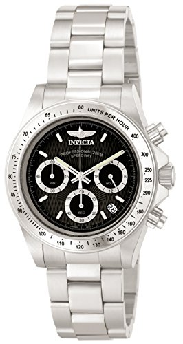 Invicta Men's 9223 Speedway Collection S Series Stainless Steel Watch with Link - Marine Watch Stainless Wrist Steel