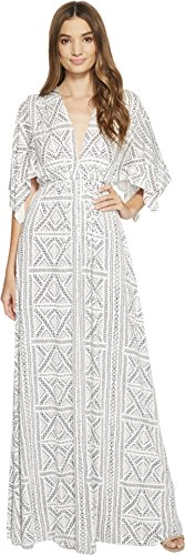 Rachel Pally Women's Long Caftan Dress Print Kinship Print Dress