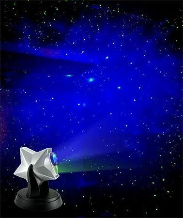 Amazon.com: Láser proyector de estrellas – increíble hogar ...