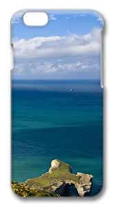 Beautiful sea landscape Custom ipod touch4 inch Case Cover Polycarbonate 3D