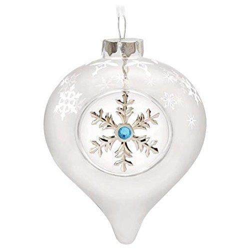 Hallmark 2016 Let It Snow Christmas Ornaments