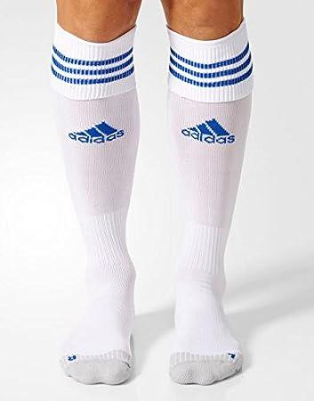 quality design c2f6c 3ff17 adidas Adisock 12 - Calzini da calcio Uomo, Bianco (BiancoCobalt),