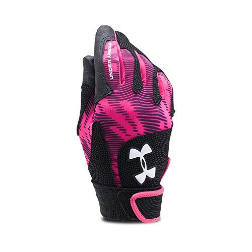 Under Armour Girls' Youth Radar III Fastpitch Batting Gloves
