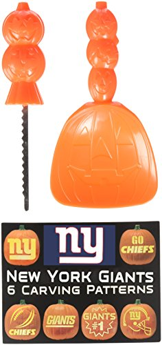 NFL New York Giants Pumpkin Carving Kit -