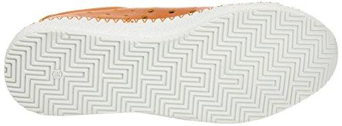 Art 1351 Memphis Pedrera, Scarpe da Ginnastica Basse Donna Arancione (Mandarin)