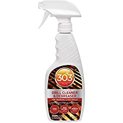 303 30221csr Grill Cleaner And Degreaser Spray Professional Strength Biodegradable For Bbq Grills And Grates 16 Fl Oz