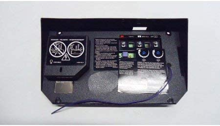 New Door Opener 41a5021 3h 315 Craftsman Garage Door Opener Receiver Logic Board Sears Amazon Com