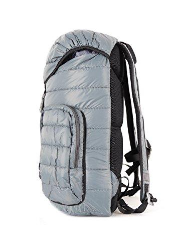 CMP Rucksack Backpack Wanderrucksack grau Kordelzug Taschen Stepp Gr. one-size 3V47167
