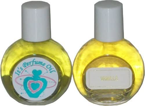 It's Perfume Oil - Branded Original - Vanilla Bee - Parfum Essence .57 Ounce (17ml)