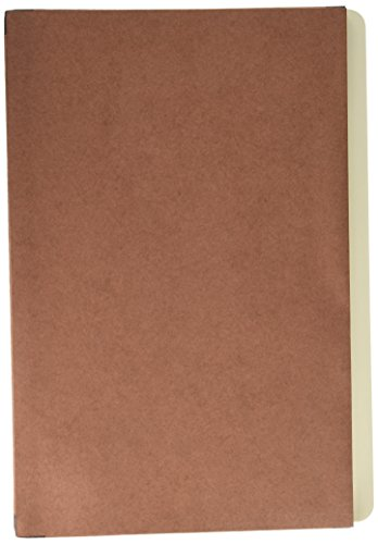 [Globe-Weis/Pendaflex Heavy Duty File Cabinet Pockets, 3.5 Inch Expansion, Legal Size, 10 Pockets Per Box, Brown (FC1526E)] (Expansion File Cabinet Pocket)