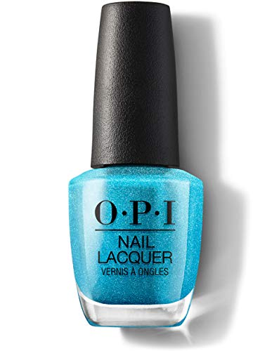 OPI Nail Lacquer, Teal the Cows Come Home