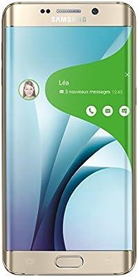 Samsung Galaxy S6 Edge + - Smartphone libre Android (pantalla de ...