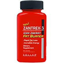 Zantrex-3 Fat Burner High Energy 24 Capsules