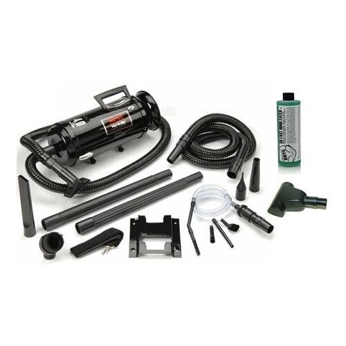 Metro VNB-4AFBR Vac N' Blo Auto Vacuum Cleaner/Power Blower 4PHP w/ Wall Mounting Bracket, Hoses, Attachments & Shoulder Strap